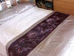 Old bedspread